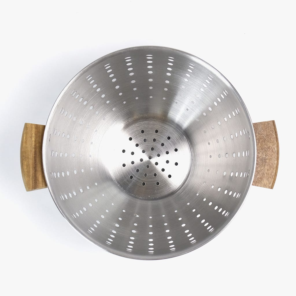 Passador Inox 24,8x30,5x15,6 cm
