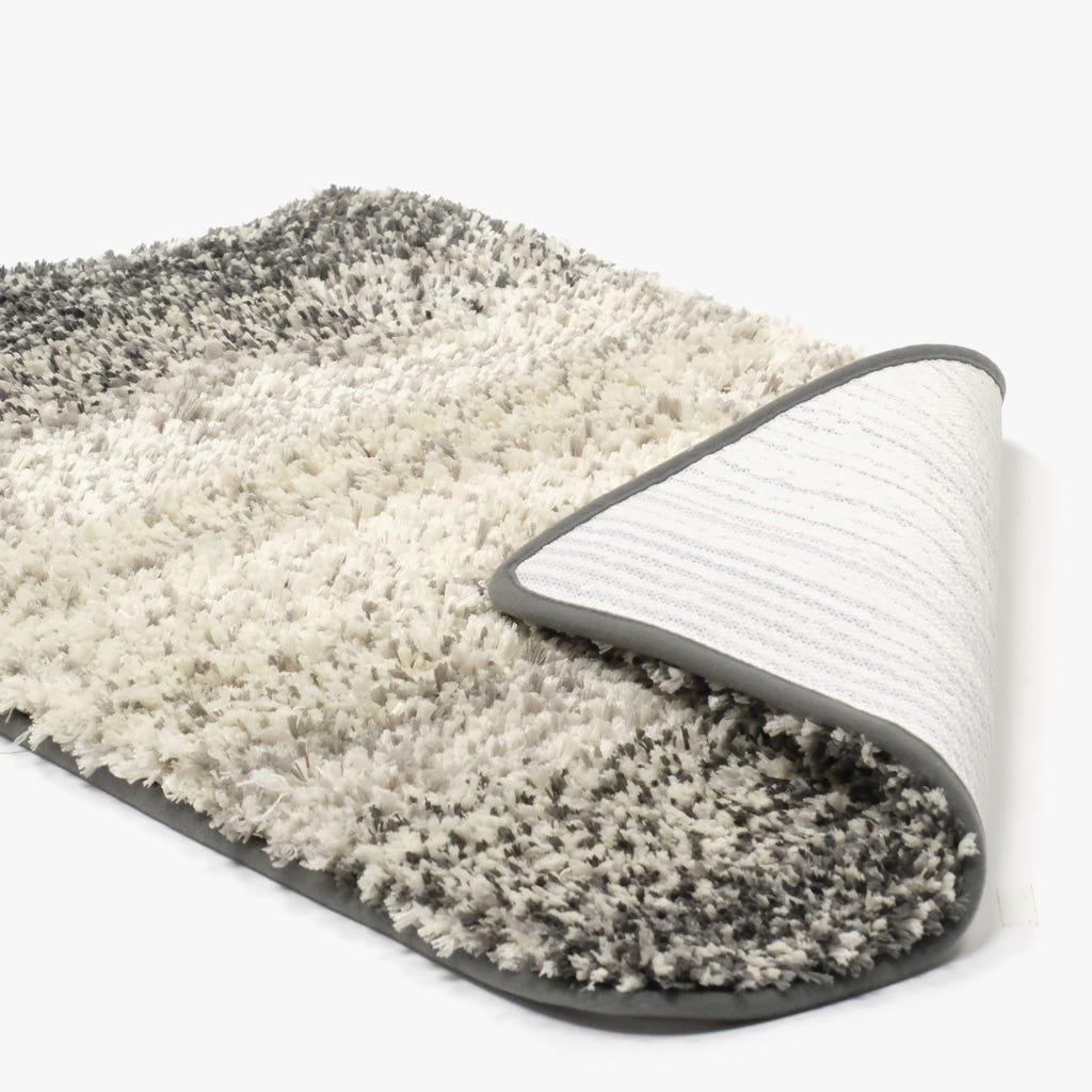 Alfombrilla de Baño Mezcla Gris 50x80 cm