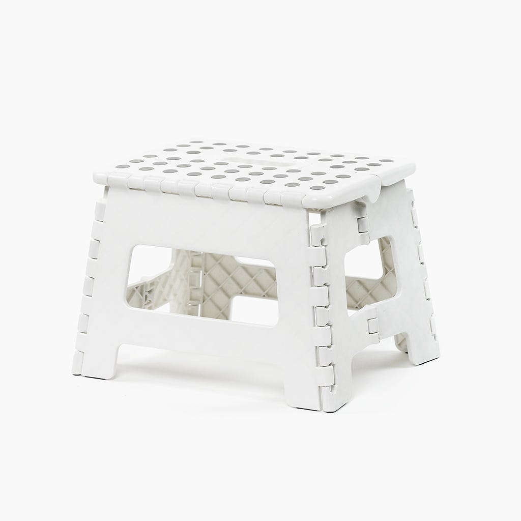 Banco Branco 29x22x22 cm