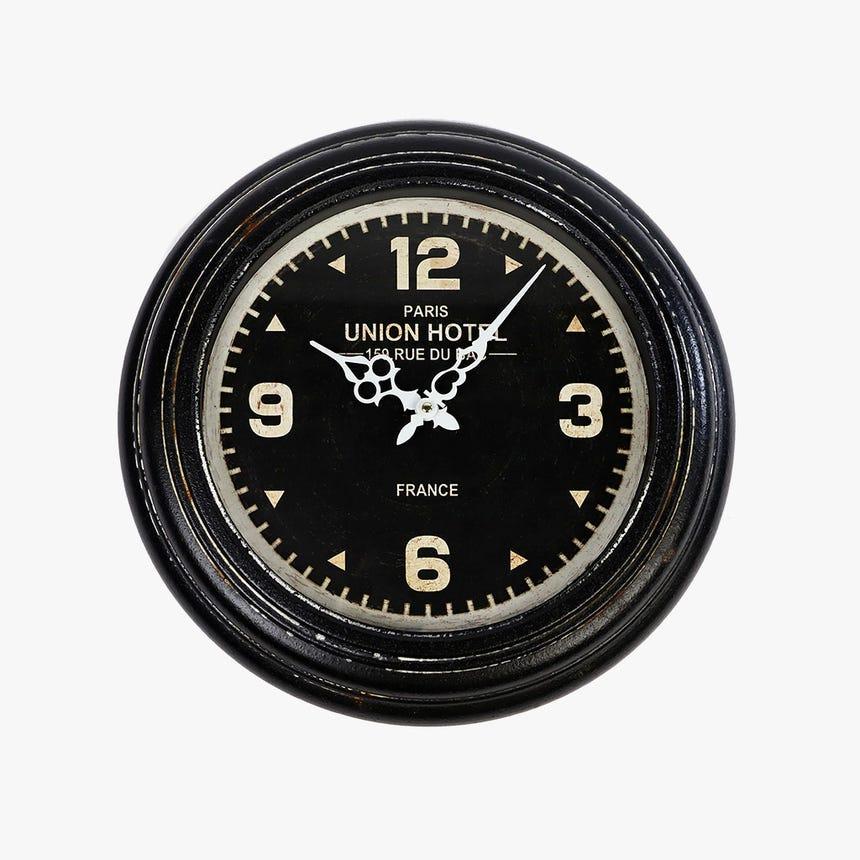 Relógio Union Hotel Cinza 43 cm