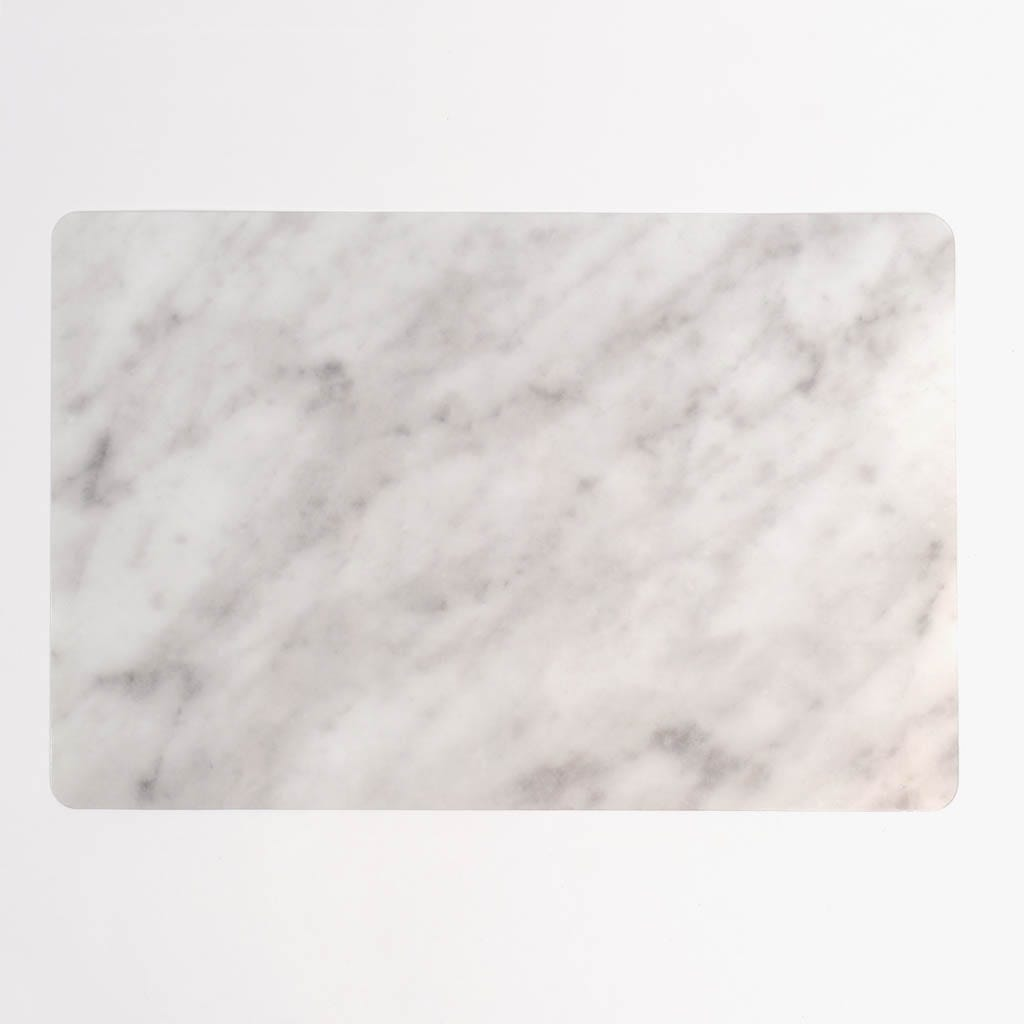 Individual Mármore Branco 43,5x28,5 cm