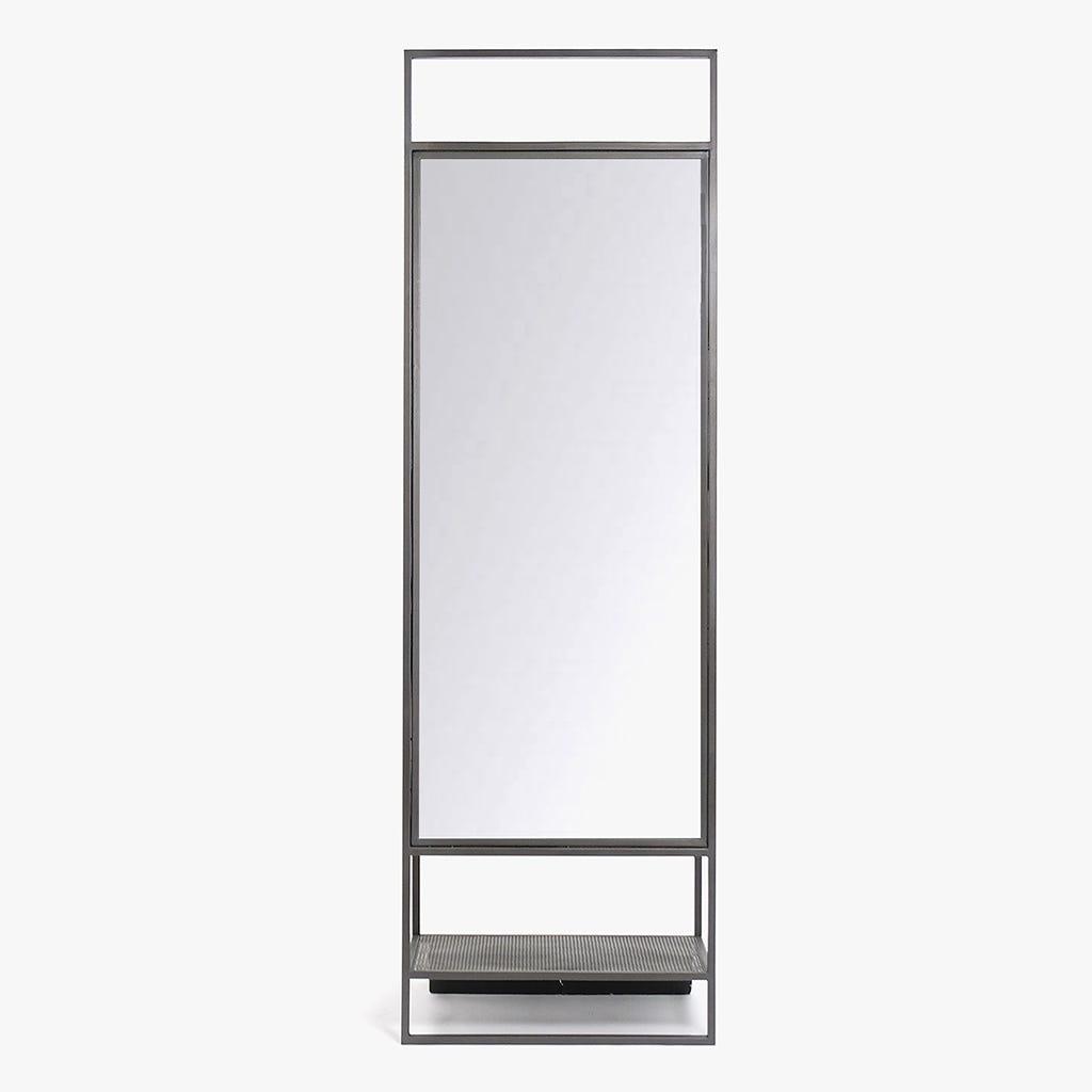 Armário com Espelho60x40x190 cm