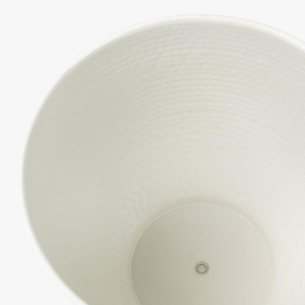 Vaso Branco 37x32 cm