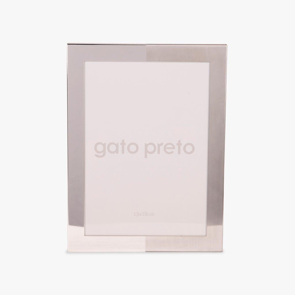Moldura Prata 13x18 cm