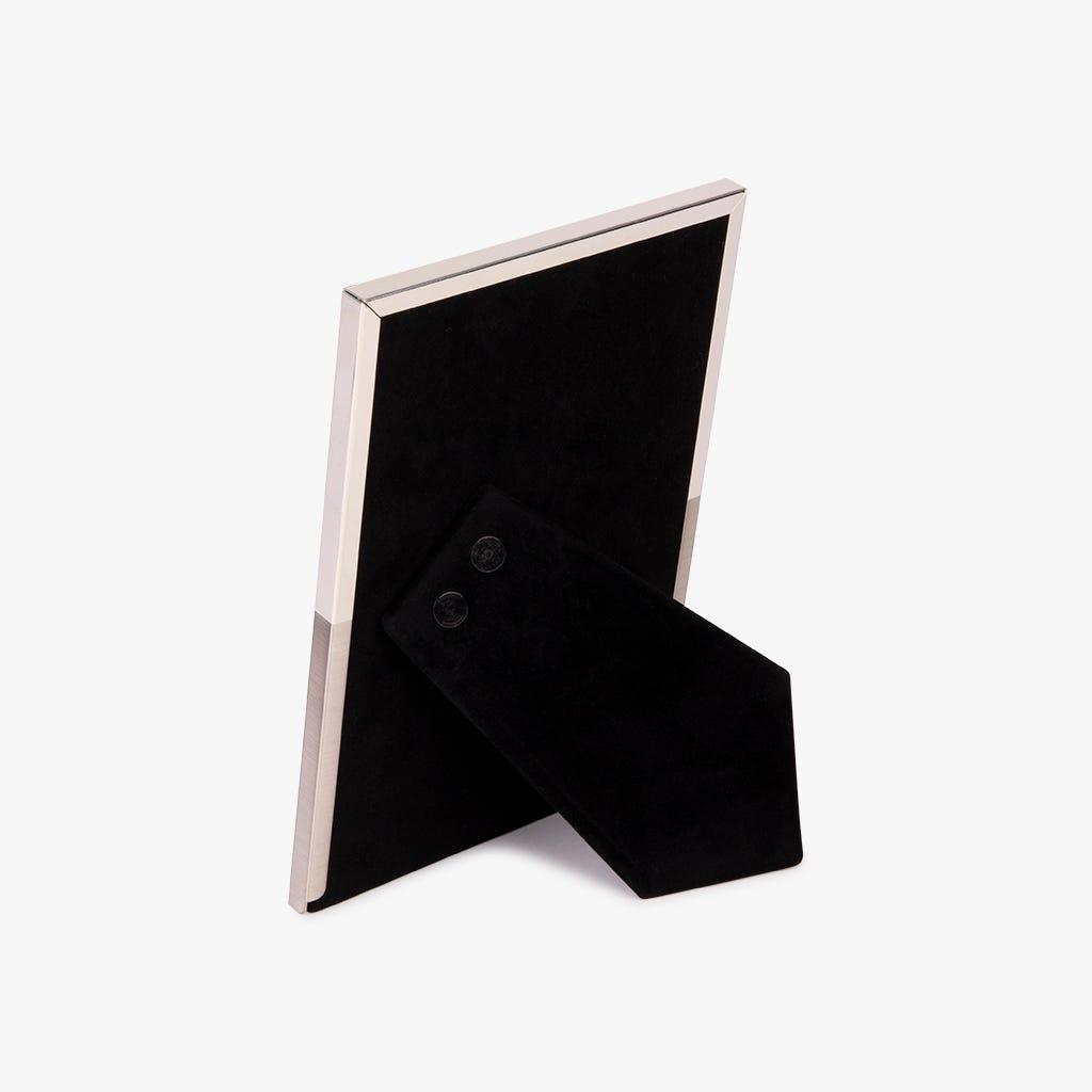 Moldura Prata 10x15 cm