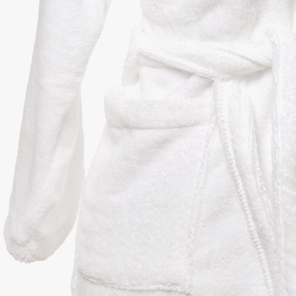 Roupão de banho 5BathStars Branco S/M