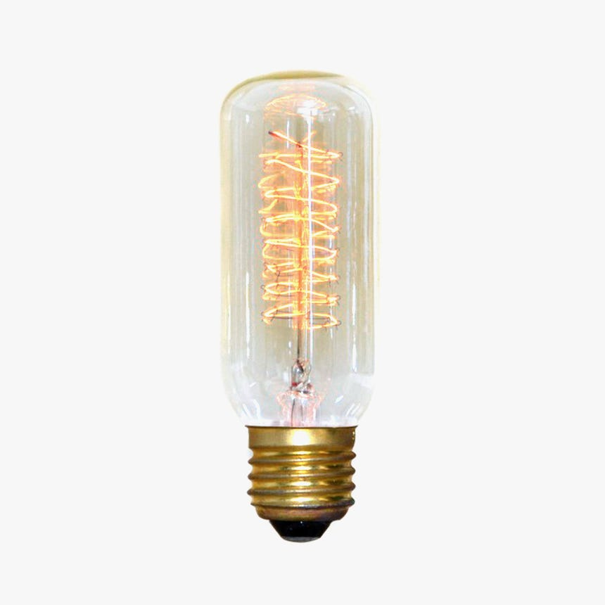 Ampoule Edison 4,5x13 cm