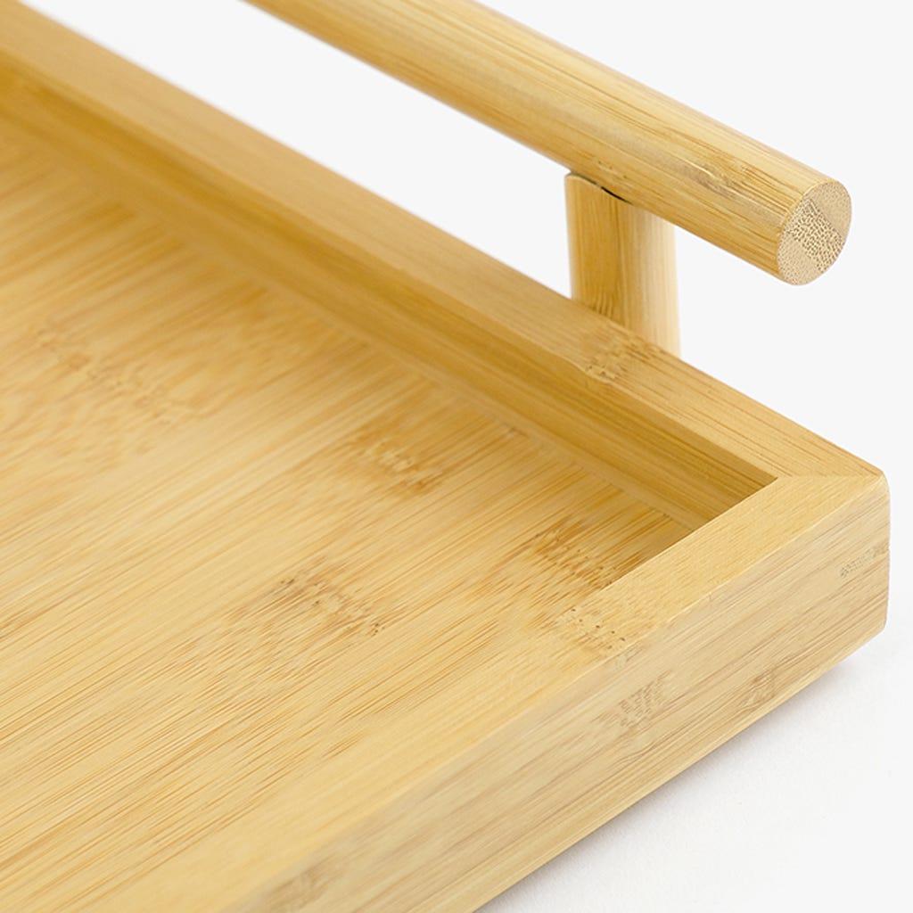 Tabuleiro Bambu 48,5x30cm