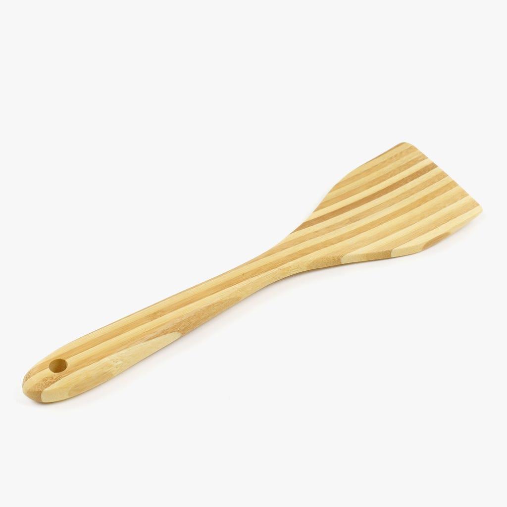 Espátula Riscado Bambu