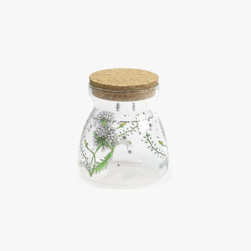 Pot Dandelion 11x12.5 cm