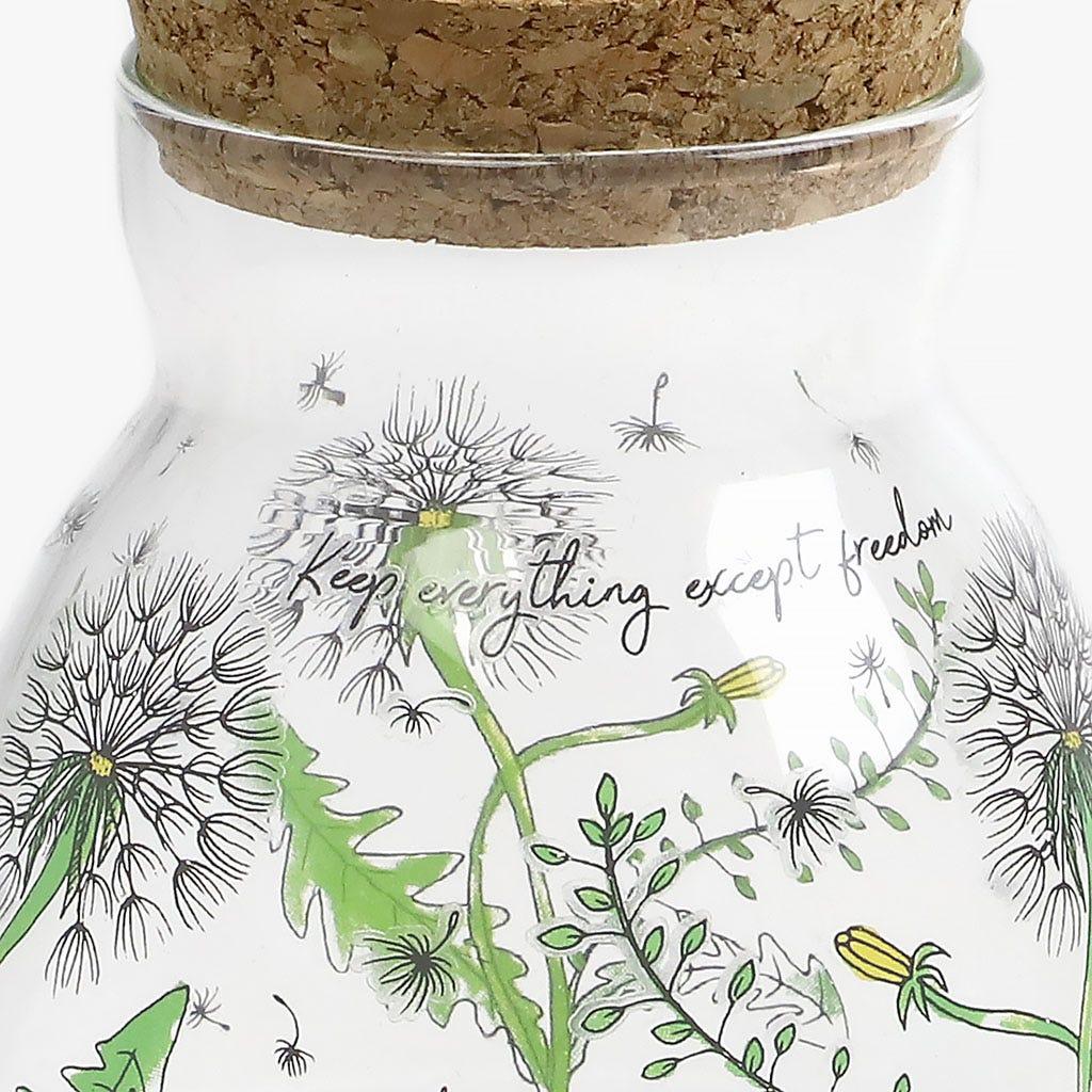 Pot Dandelion 10x11 cm
