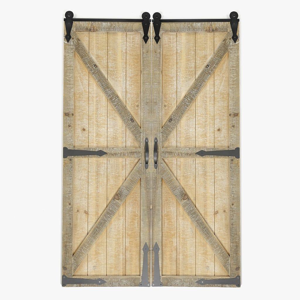 2 PortõesQuinta125,5x5x80 cm