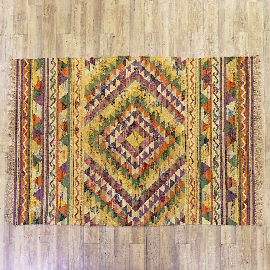 Tapete Losango Multicolor 170x240 cm