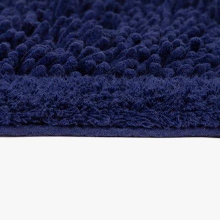 Alfombrilla de Baño Eris Azul 50x80 cm