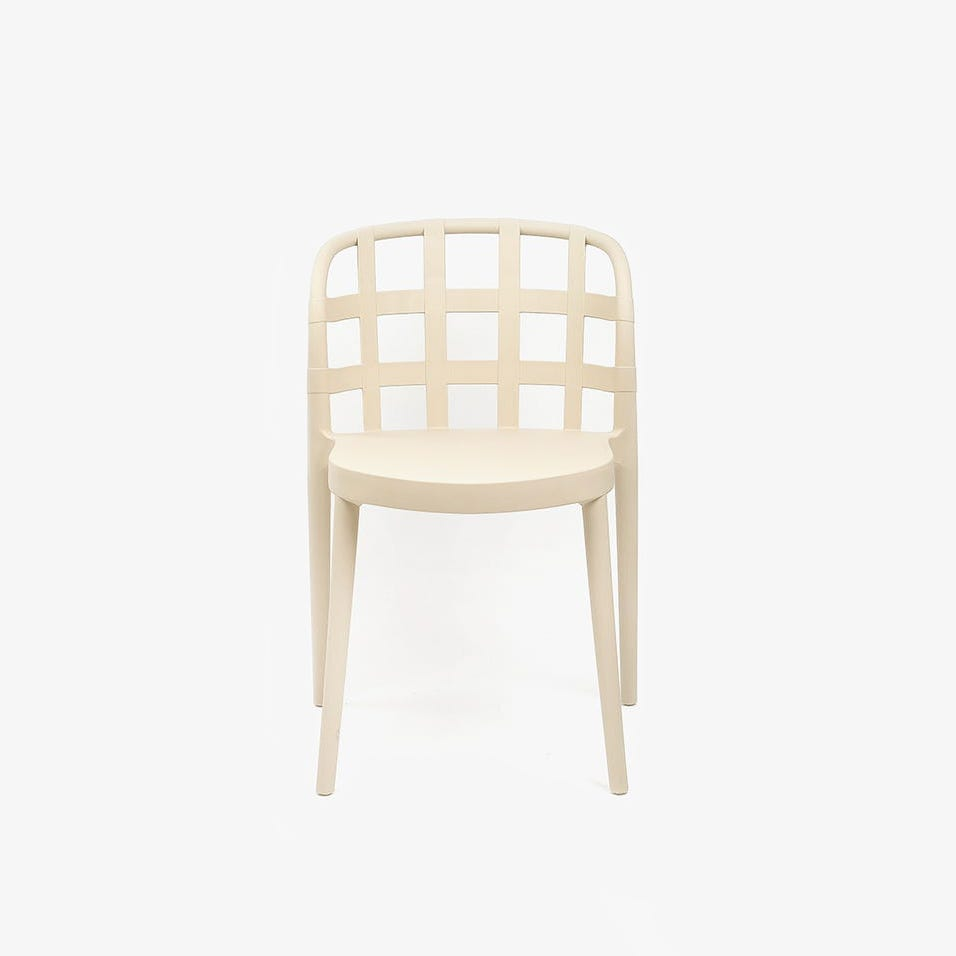 Cadeira Evan Linho 52x78 cm