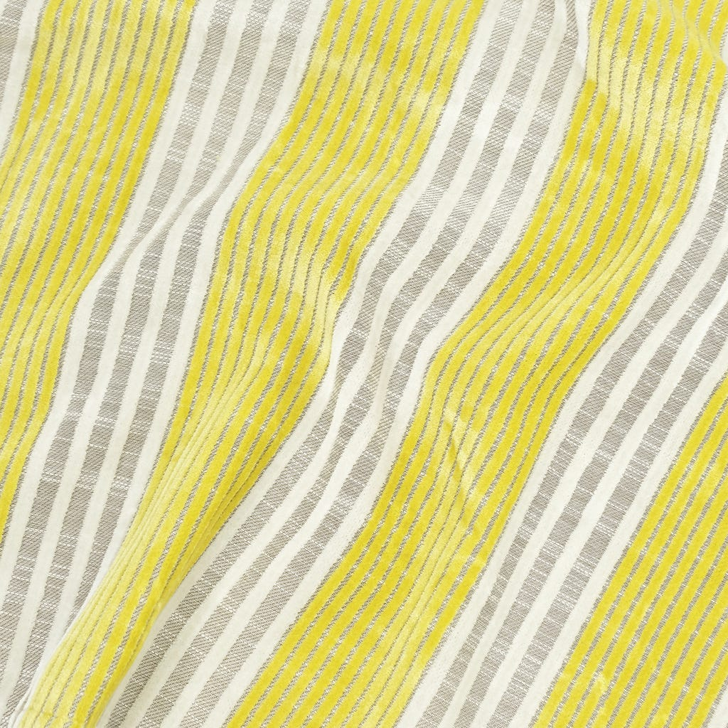 Cortinado Cusco Amarelo 135x270 cm
