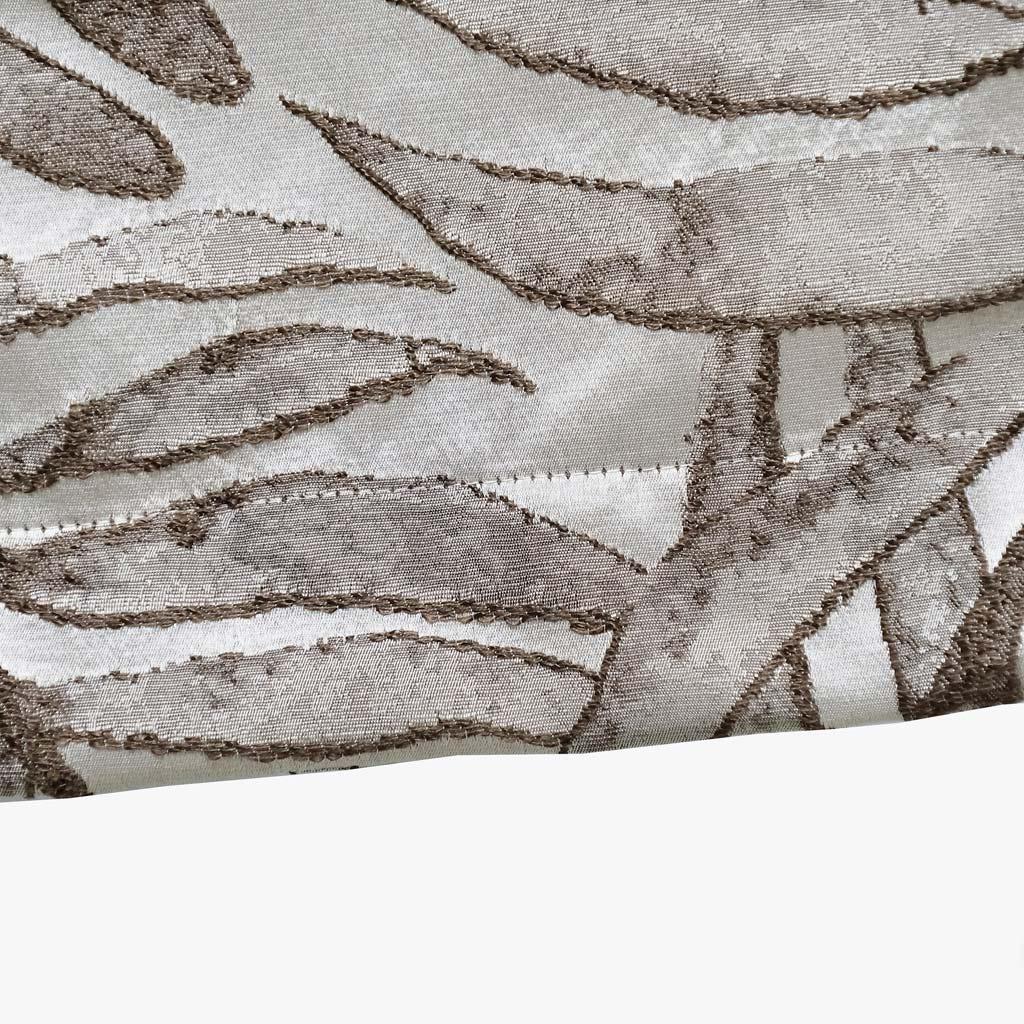Cortinado Estoril Folha Natural 140x270 cm