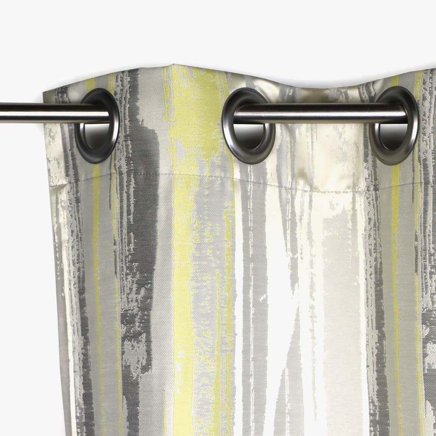 Cortinado Laki Amarelo 130x270 cm