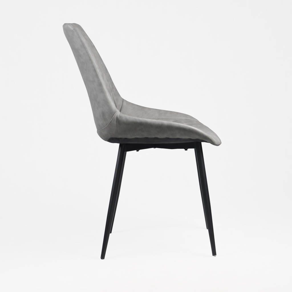 Cadeira Buarque Cinza Claro