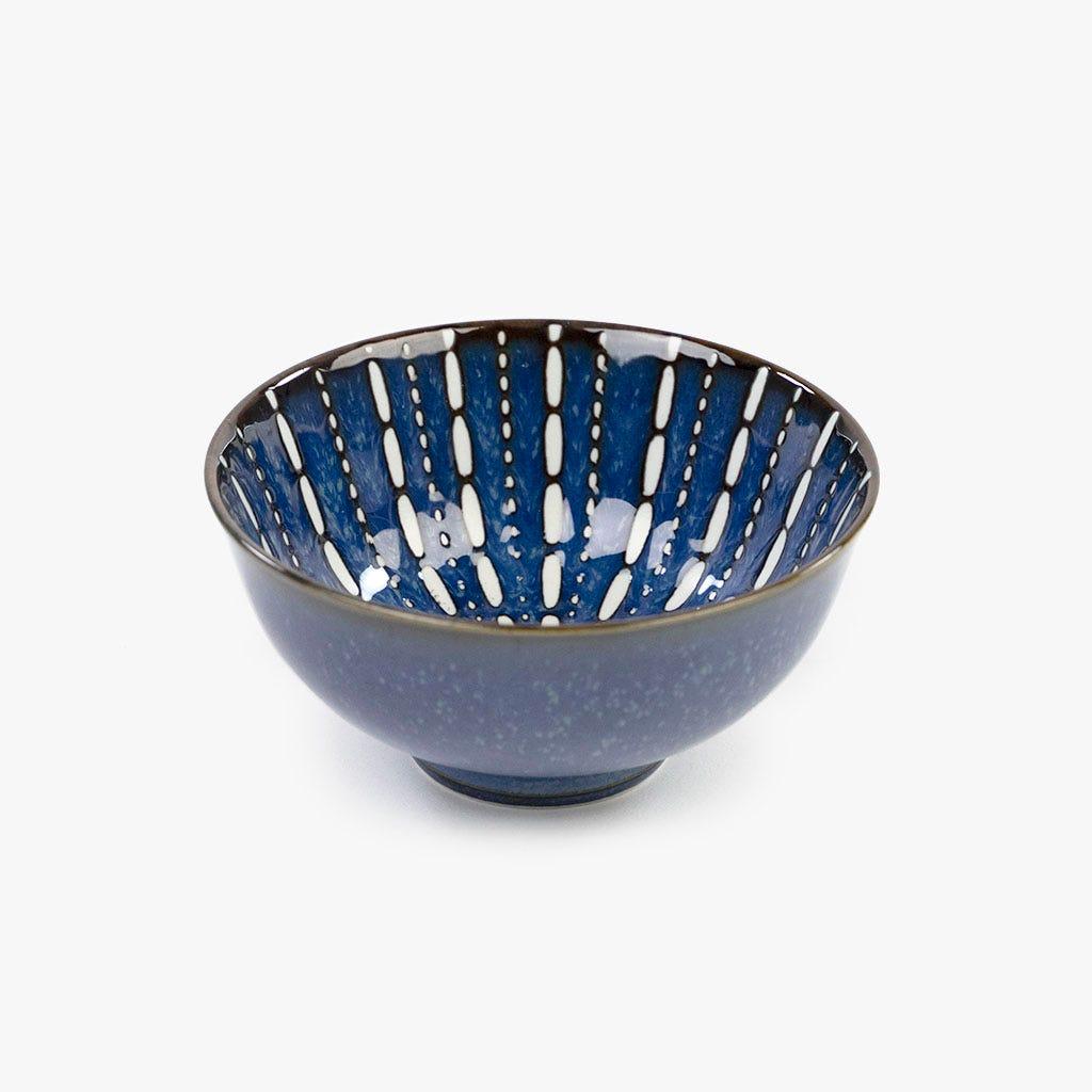Taça Akita Azul 12 cm