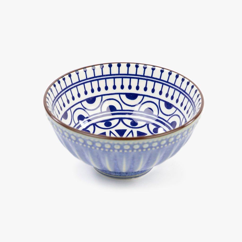 Taça Asia Azul 12 cm