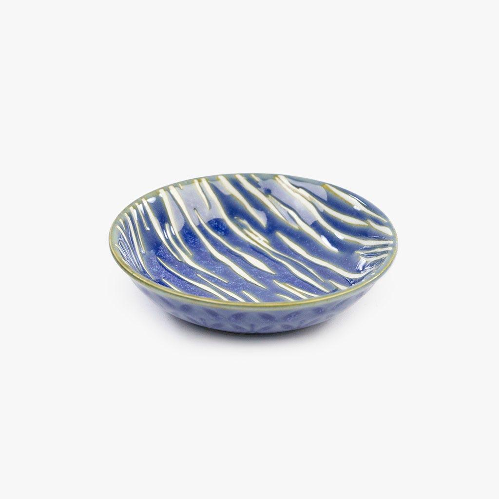 Mini prato Riscas Azul 9.5 cm
