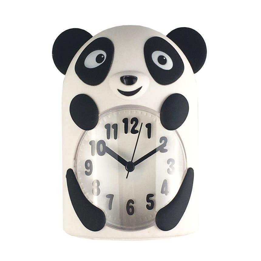 Relógio Panda 11x9x15 cm