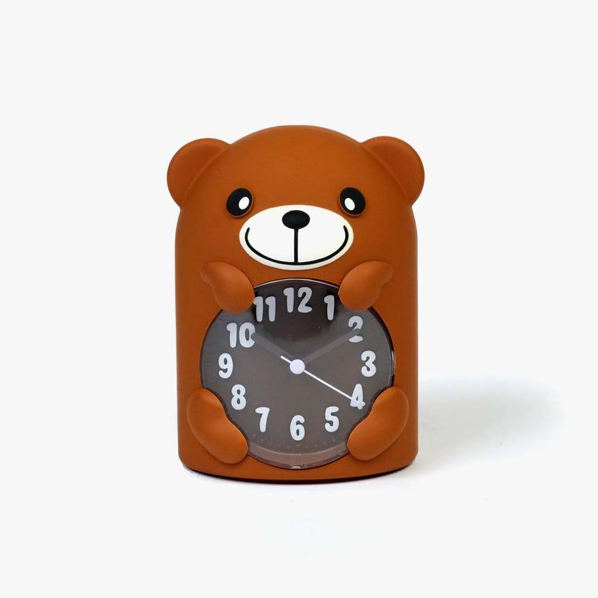 Horloge Ours11x9x15 cm