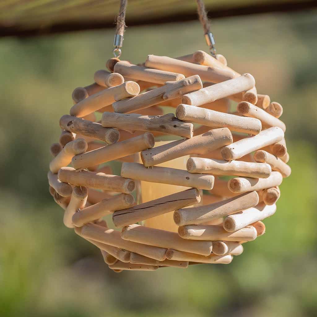 Lanterna troncos 34 cm
