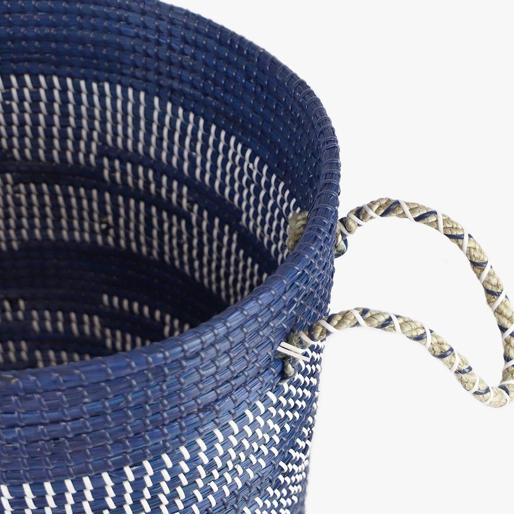Cesto Azul 52x42 cm