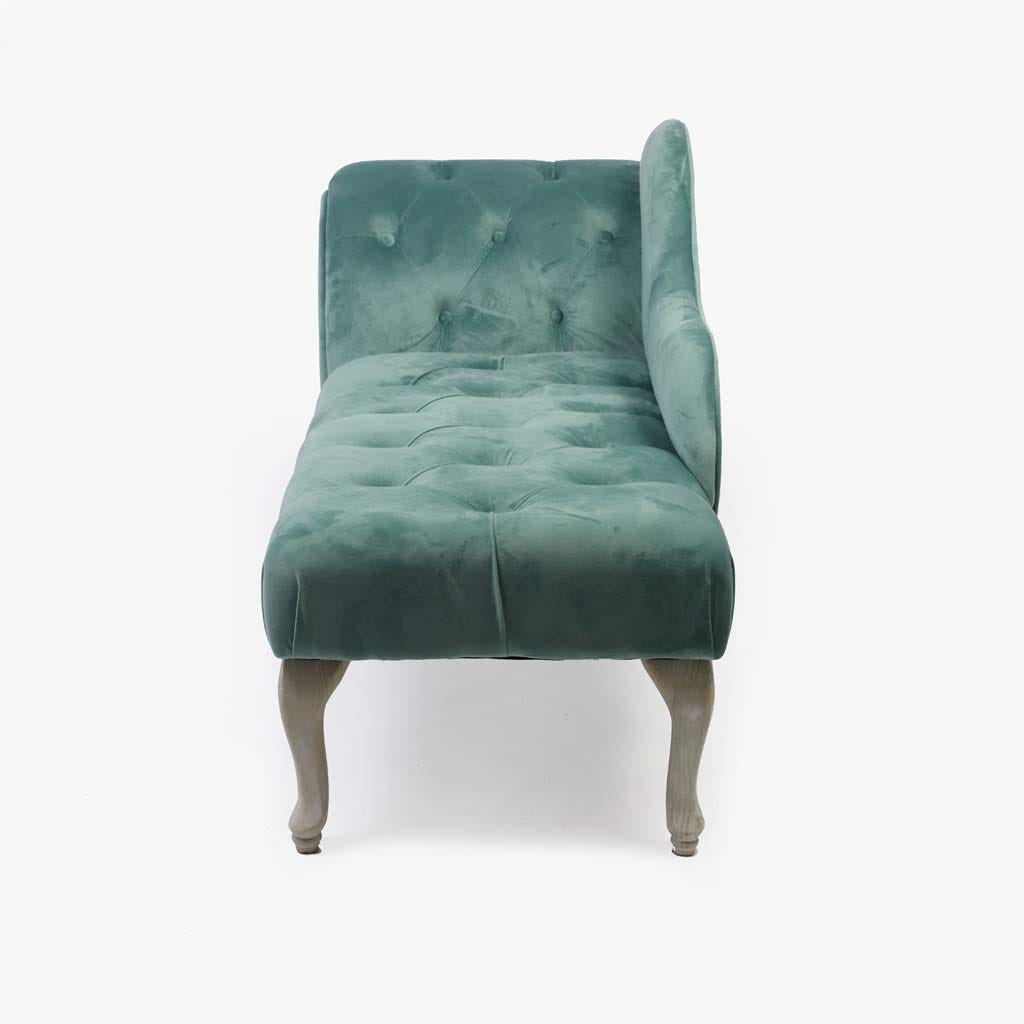 Chaise Longue Turquesa 119x69 cm