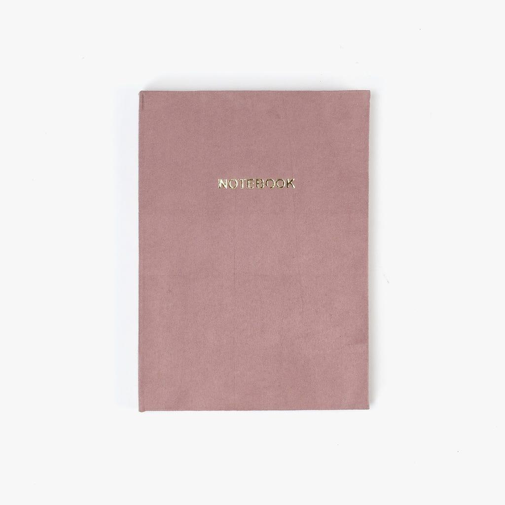 Caderno NostalgieRose15x21 cm
