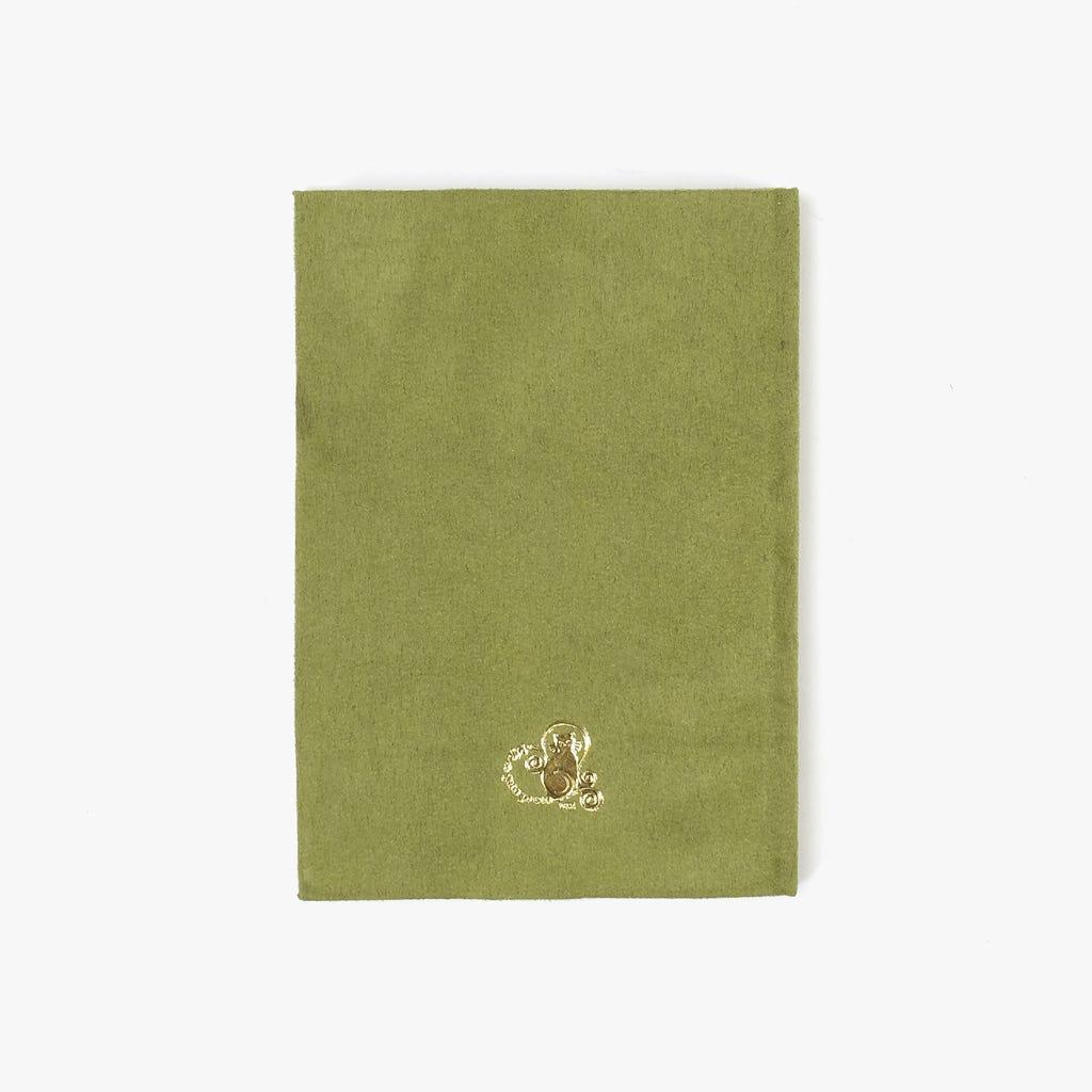Caderno CedarGreen10x15 cm
