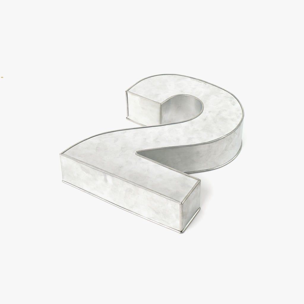 Forma de Bolo 2 35x25x7,5 cm