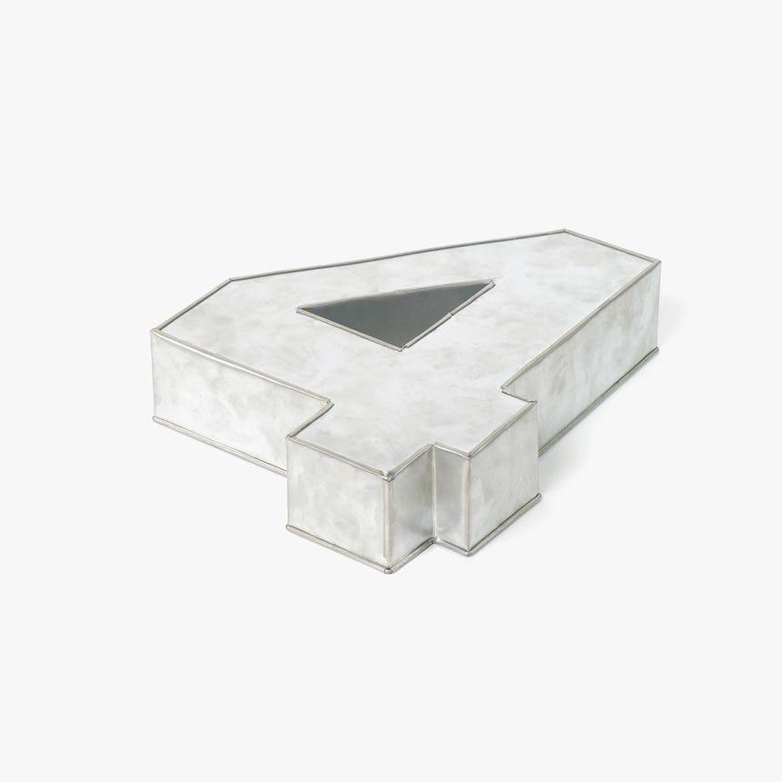 Forma de Bolo 4 35x25x7,5 cm