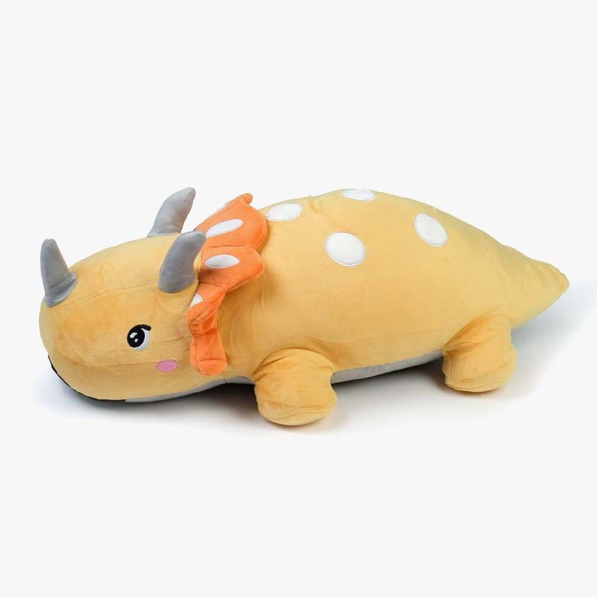 Dinossauro amarelo 48 cm