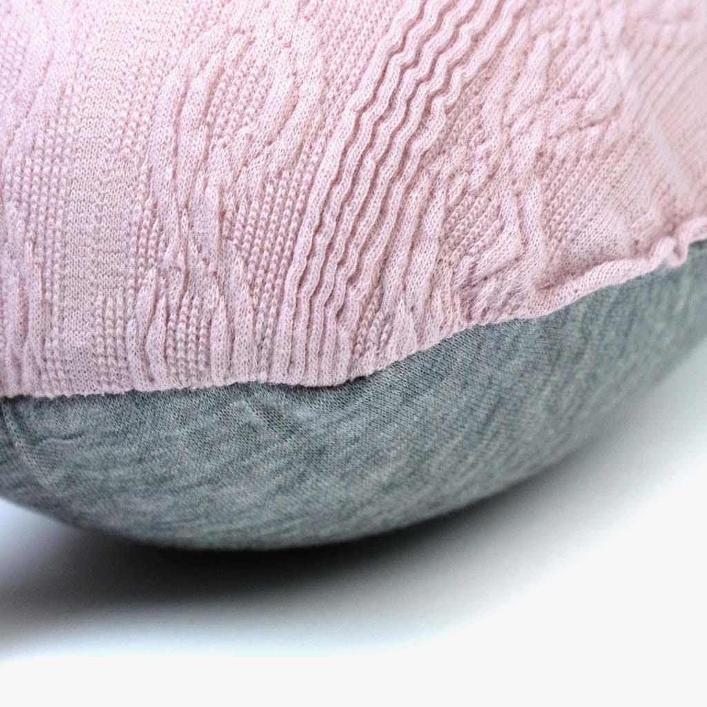 Almofada hygge rosa