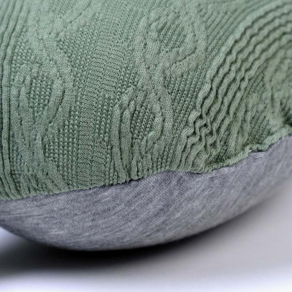 Almofada hygge verde