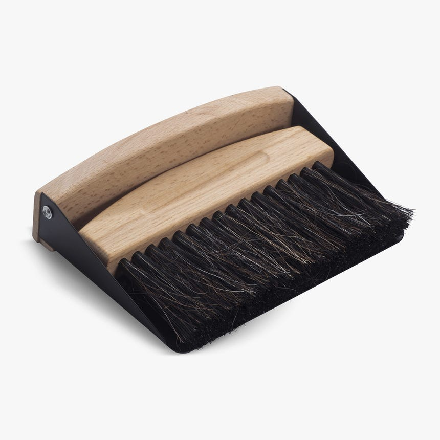 Escova com pá Faia 16 cm