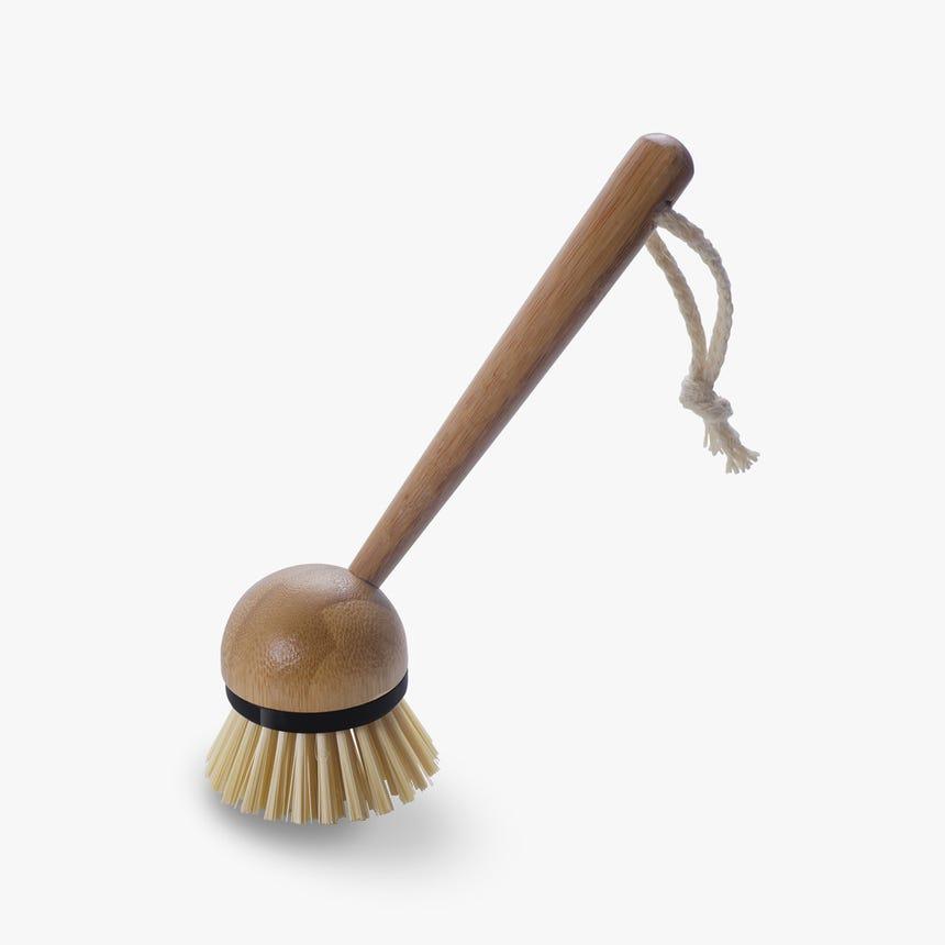 Escova Bambu 21 cm