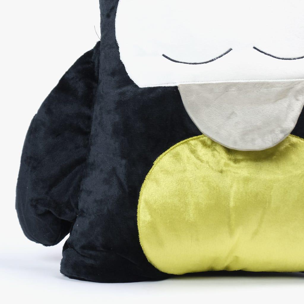 Peluche Pinguim Preto e dourado 40x35 cm