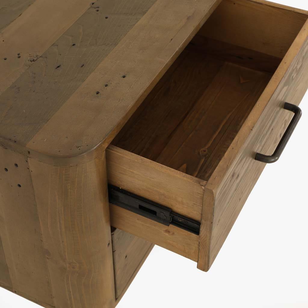 Mesa de Cabeceira Sandton 60x45x60 cm