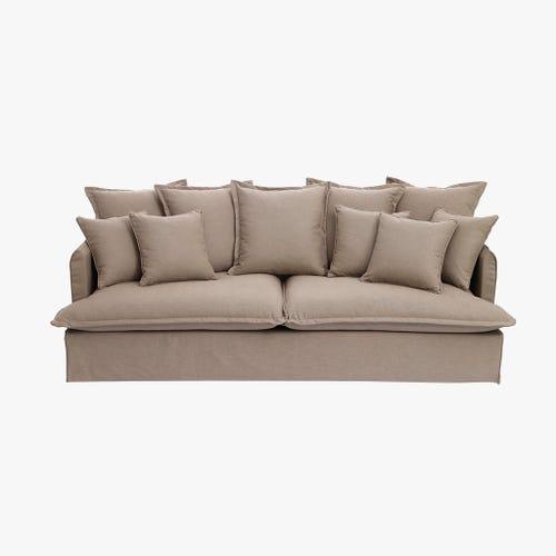 Sofá Jolie Lino 220x100x80 cm