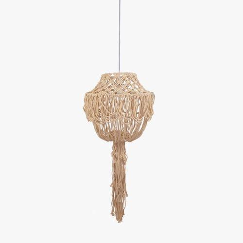 Lampe de Plafond Macramé d41x201 cm