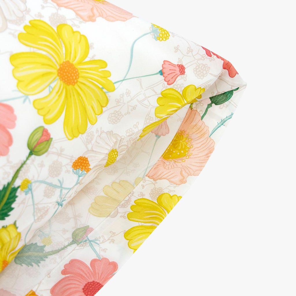 1 Saco de Edredão + 2 Fronhas Poppy Multicor 240x220 cm