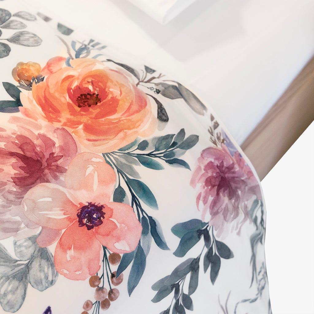 Housse de couette Sweet Garden Multicolore 240x220 cm