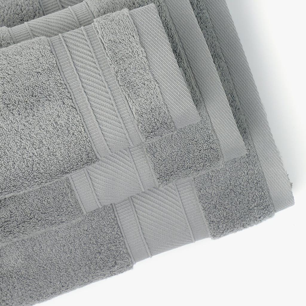 Toalha de Banho 5BathStars Cinza 50x90 cm