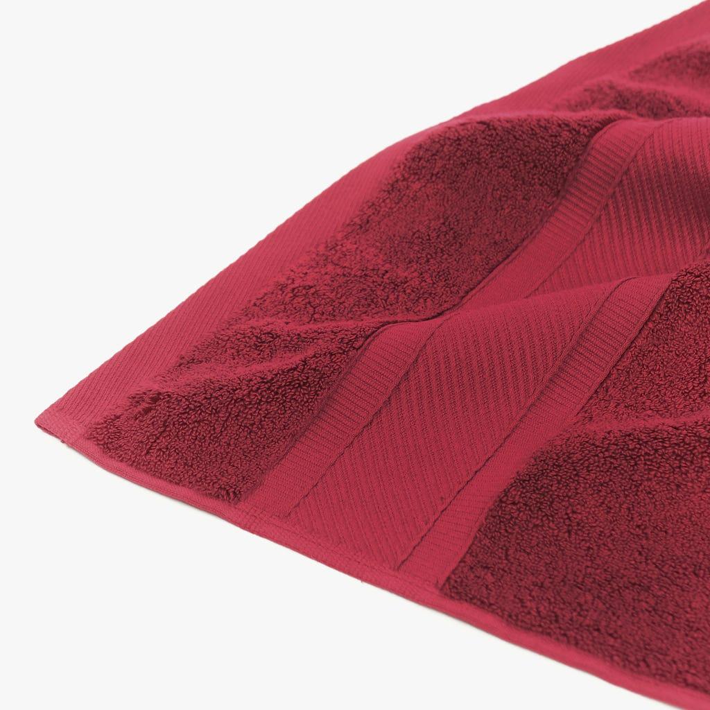 Toalha de Banho 5BathStars Vermelho 50x90 cm