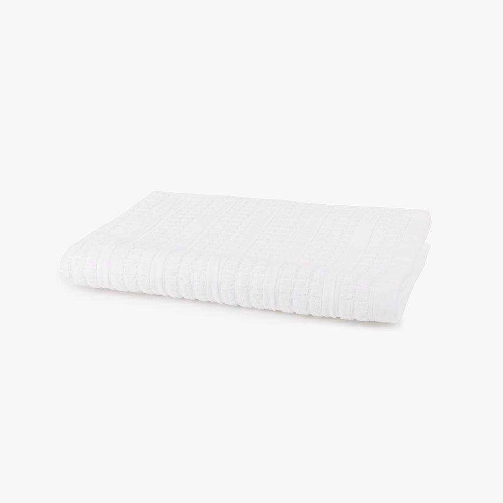 Toalha de Banho Chiara branco 50x90 cm