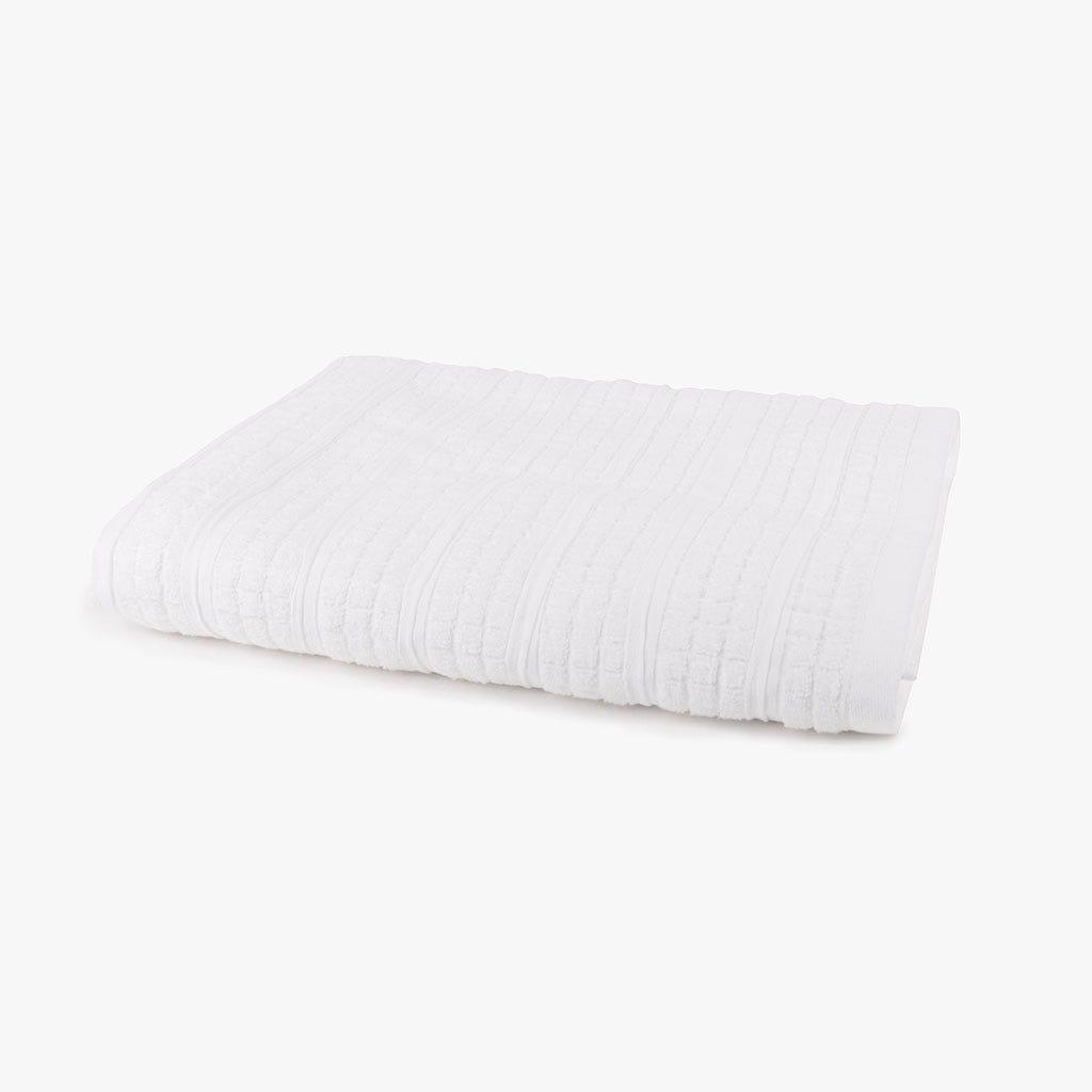 Toalha de Banho Chiara branco 100x150 cm